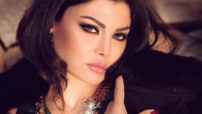 Wanita cantik berasal dari lebanon