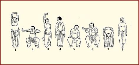 Resultado de imagen de qi gong