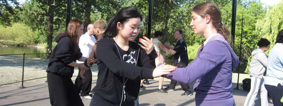 London Free Open Pushing Hands Session