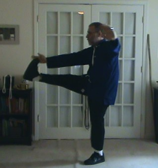 Photos of Yang Style Tai Chi (4/6)