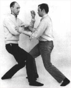 Ed Young en Tam Gibbs