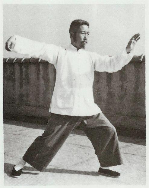 Cheng Man-ch'ing in Enkele Zweep