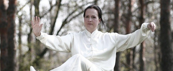 Isidora Milosevic,unutrašnja lepota kroz Tai Chi harmonija duha i tela