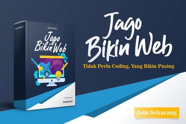 Jago membuat website