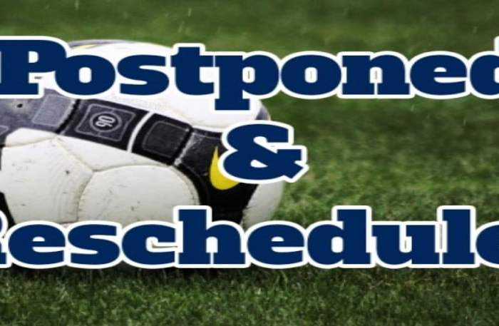 SportPesa MegaJackpot Fixtures Gme No.13 and 14 have been rescheduled