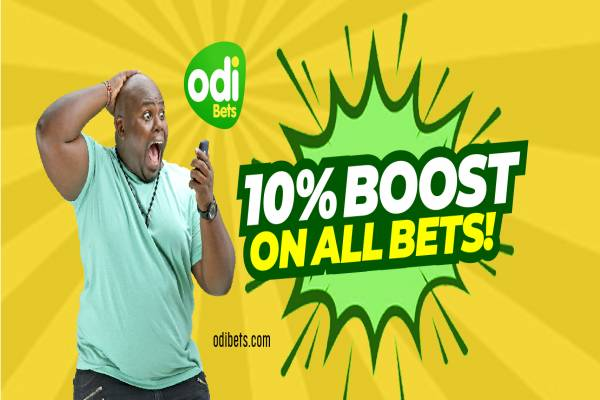 Top Odibets Offers, Freebies and Bonuses This week
