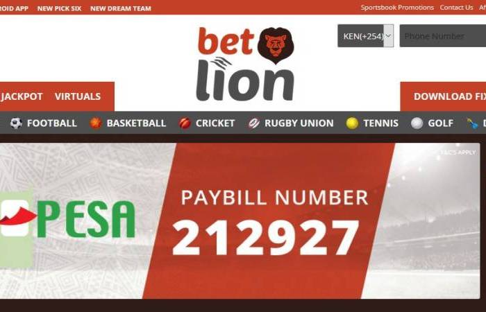 Betlion Goliath Jackpot Results, Bonuses and Jackpot Winners