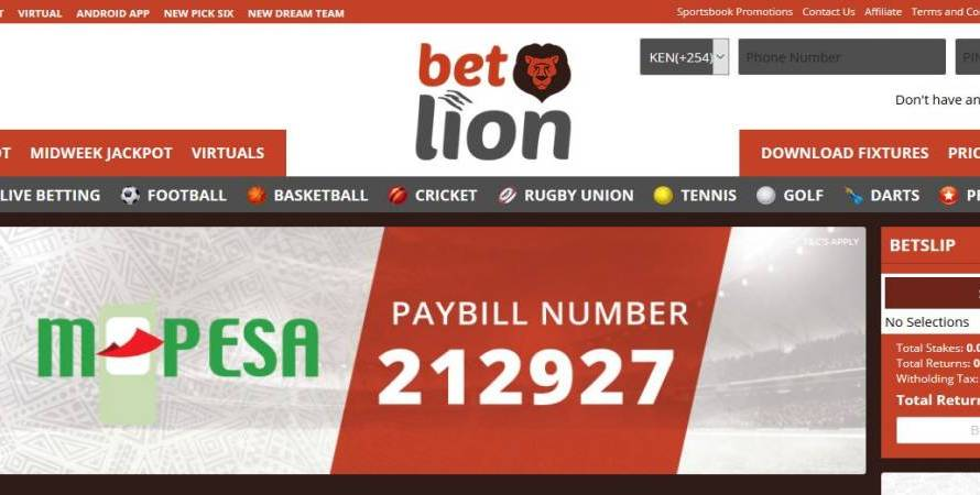 Betlion Goliath Jackpot Results, Bonuses and Jackpot Winners