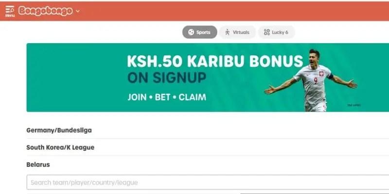 BongoBongo Kenya Registration, App, Bonus, Login and PayBill Number