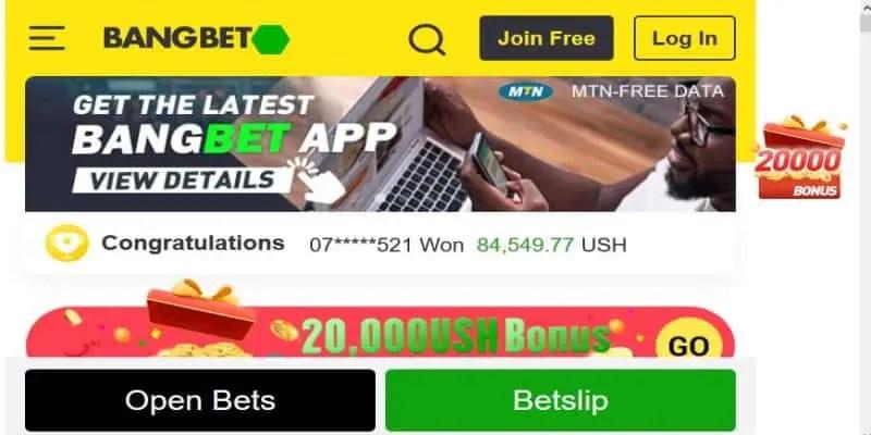 BangBet Uganda Registration, Deposit, App, Jackpot, Bonus and Contacts