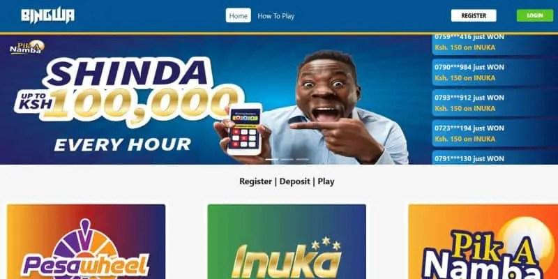 Bingwa Kenya Registration, Login, Deposit, App, PayBill Number