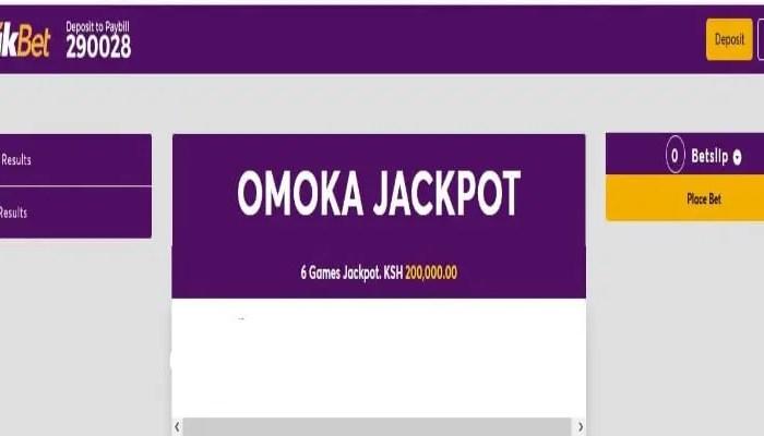 24th January KwikBet Jackpot Predictions (Omoka Jackpot)