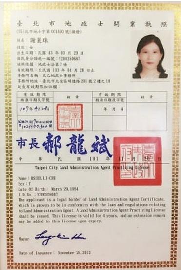 太乙地政諮詢專頁 - 太乙地政士事務所