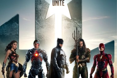 Justice League team poster