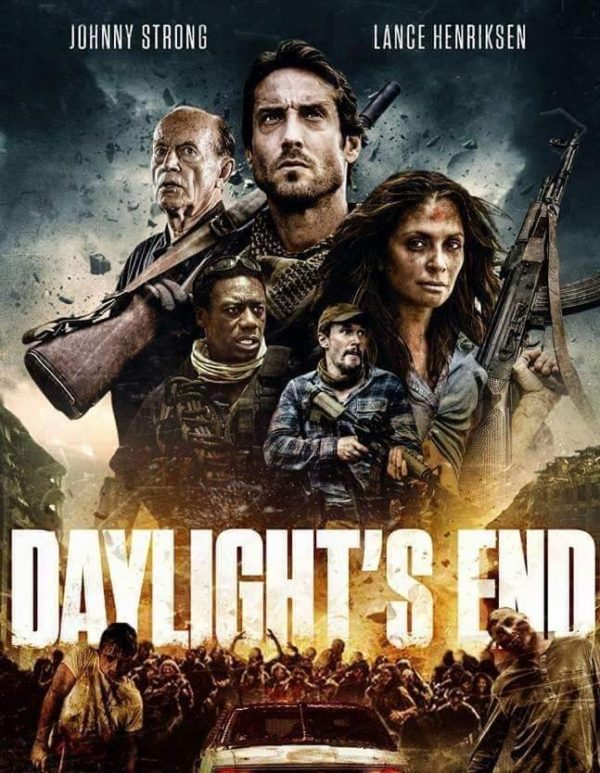 Movie Review – Daylight's End (2016)