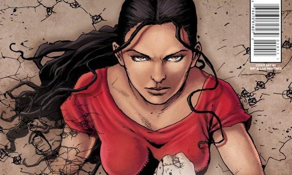 Comic Book Review – Heroes: Godsend #1