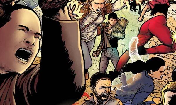 Comic Book Review – Heroes: Godsend #5