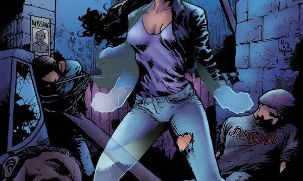 Comic Book Review – Heroes: Godsend #4