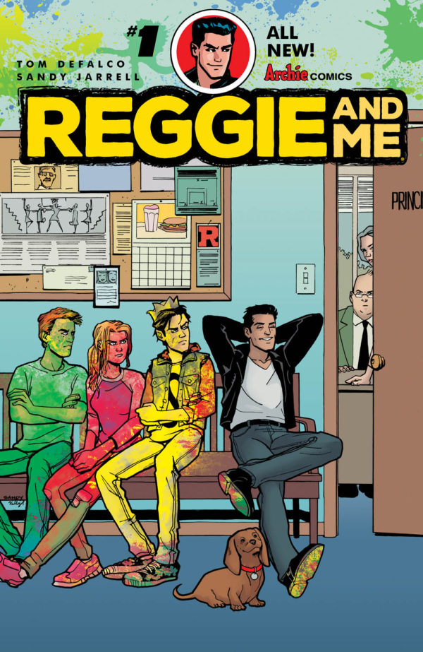 Comic Book Review – Reggie And Me #1