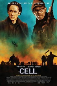 Stephen King's Cell poster