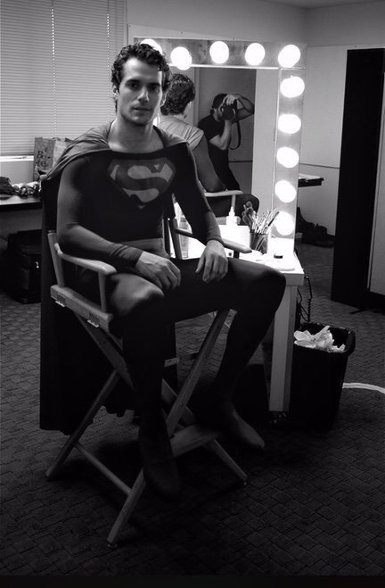 Zack Snyder shares first photo of Henry Cavill as Superman