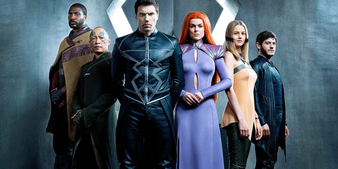 Flickering Myth Reaction to first trailer for Marvel's Inhumans
