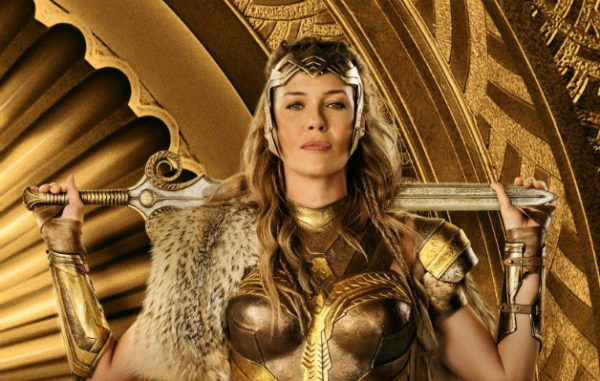 "Exclusive: Wonder Woman star Connie Nielsen shares a funny story about her ""awkward"" first meeting with Gal Gadot"