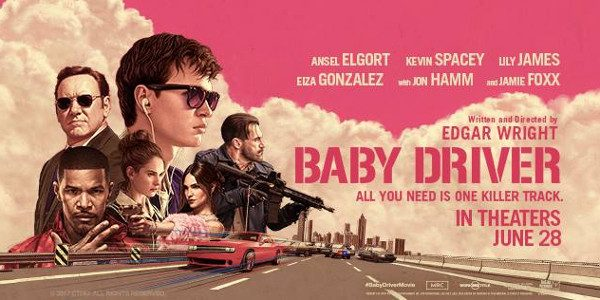 Exclusive interview with Baby Driver's Allison King