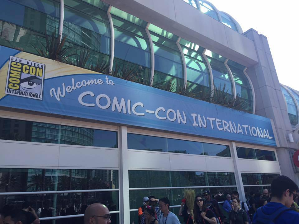 Aquaman marketing floods the halls of San Diego Comic-Con 2018