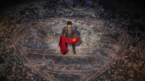 Interviews: Wallis Day, Shaun Sipos and Cameron Welsh talk SyFy's Krypton at Comic-Con
