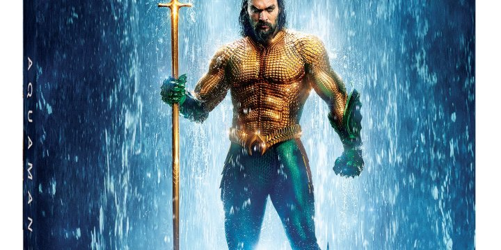 Blu-ray Review – Aquaman (2018)
