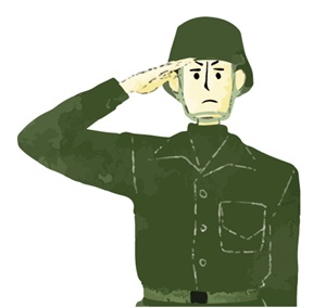 山県有朋陸軍最高位