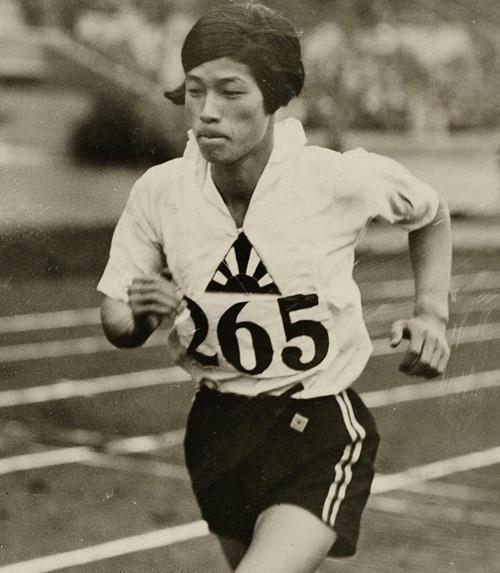 女子初のオリンピック選手人見絹江とは