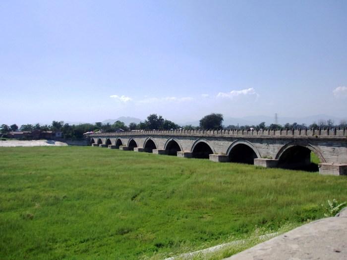 盧溝橋橋ってどこ?