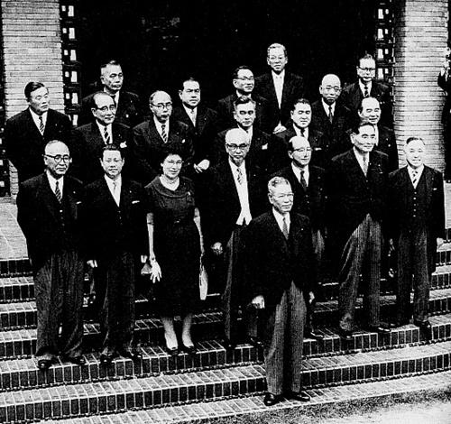 池田勇人総理の内閣