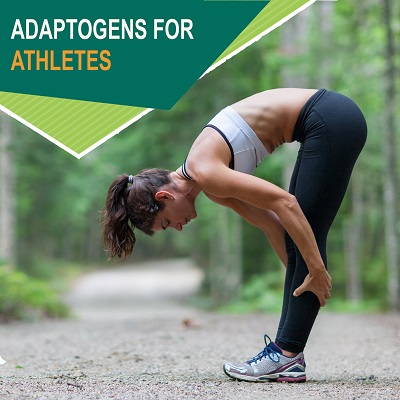 Adaptogens improve athletic performance