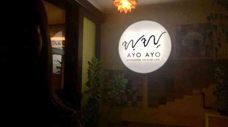 Ayo Ayo Backpackers Inn & Art Cafe,セブ島
