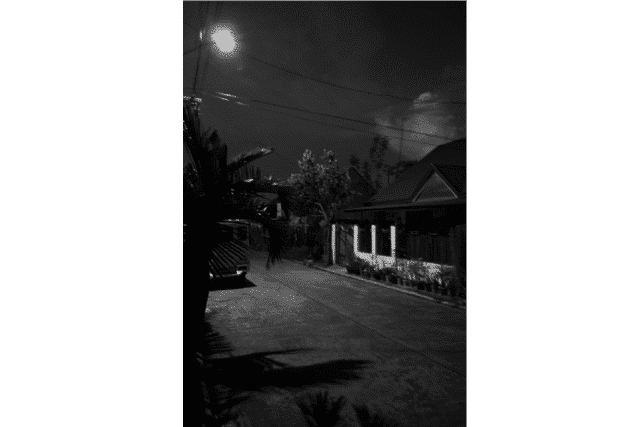フィリピン、夜