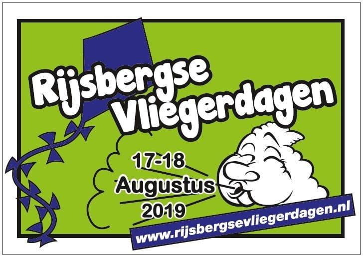 We participate in: Rijsbergse Vliegerdagen 2019