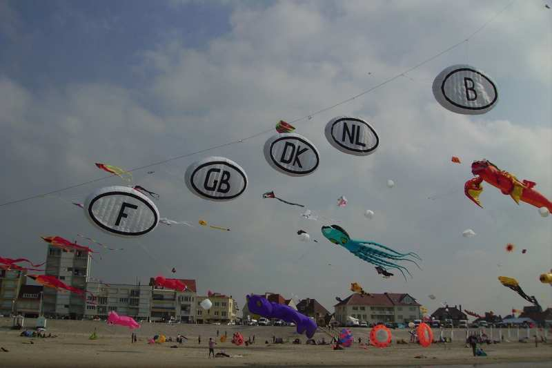 We participate in: Spring kite flying 2019
