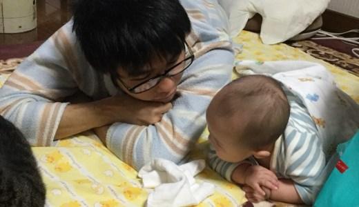 赤ちゃんが声を出して笑うっていつから?しゃっくりするのはなぜ?