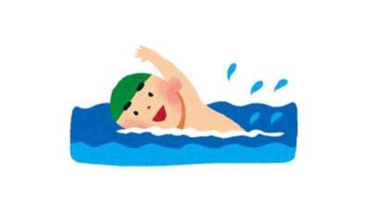 水泳に大事な背浮きのコツとは?なぜ沈むのかについても!