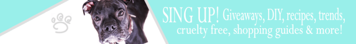 SIGN UP Tail-Waggers Dog Blogger Toronto Giveaways