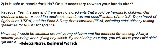 VET TECH DENTAL TIP #brushingchews