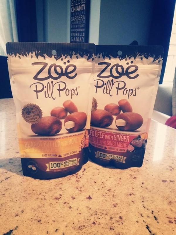 Product Review Zoe Pill Pops plus giveaway