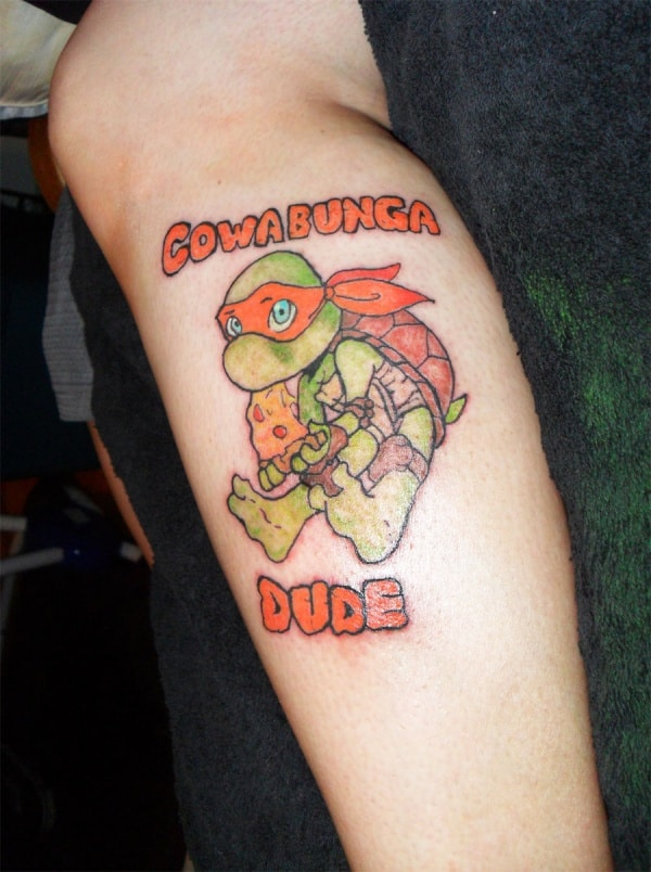 20 Simple Small Turtle Tattoos Ideas And Designs