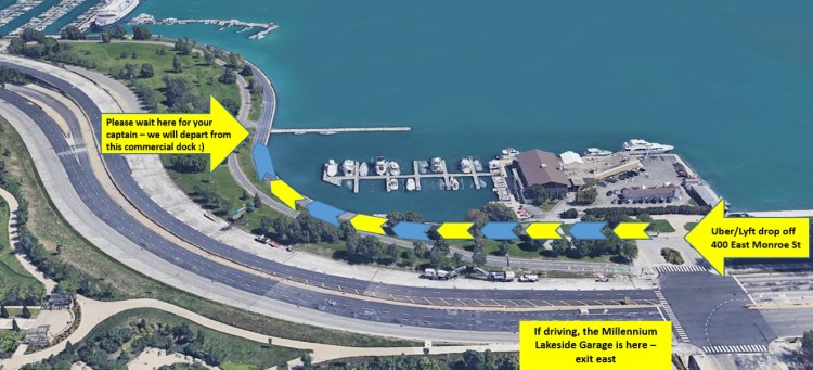 TTL - Dock Map Image