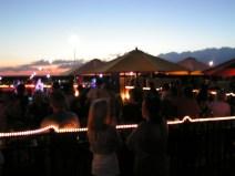 patio sunset tailgators sports grill locust nc