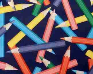 PUL26 - Crayons