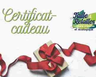 Certificat-cadeau Cadeau